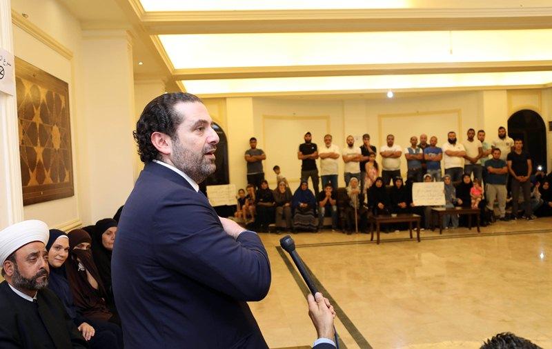 Hariri Tests His Popularity in Northern Lebanon Ahead of Elections