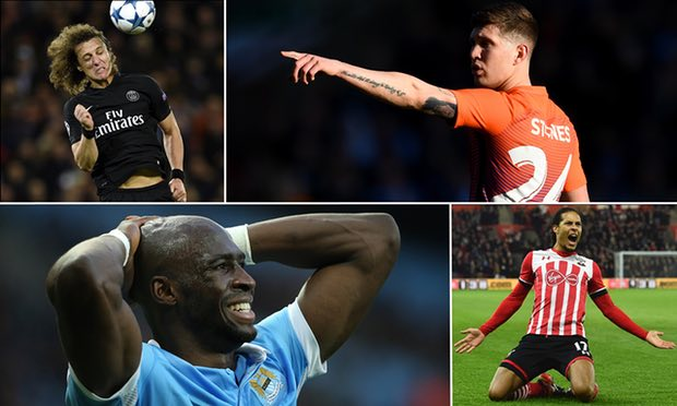 How Defenders' Transfer Fees Rocketed in Quest for Success