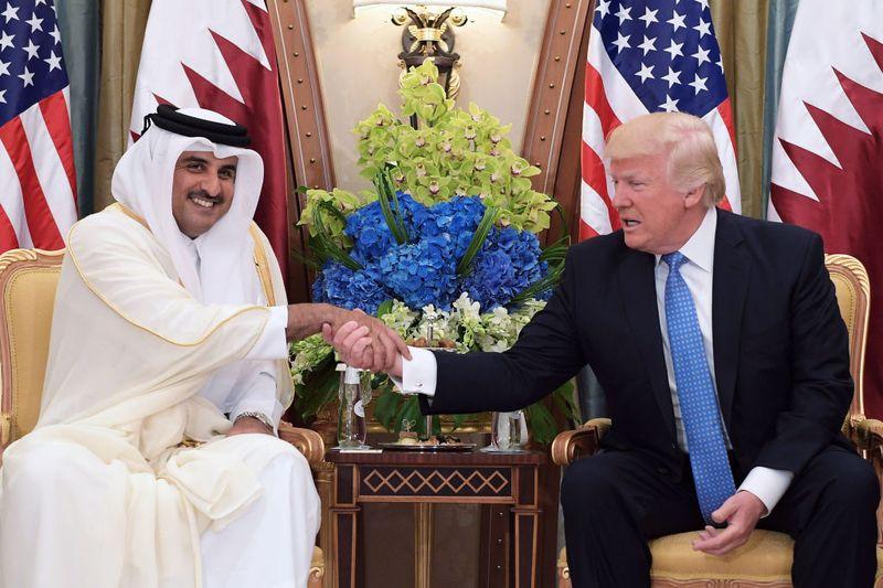 Qatar…Test for Trump's Anti-Terror Plan