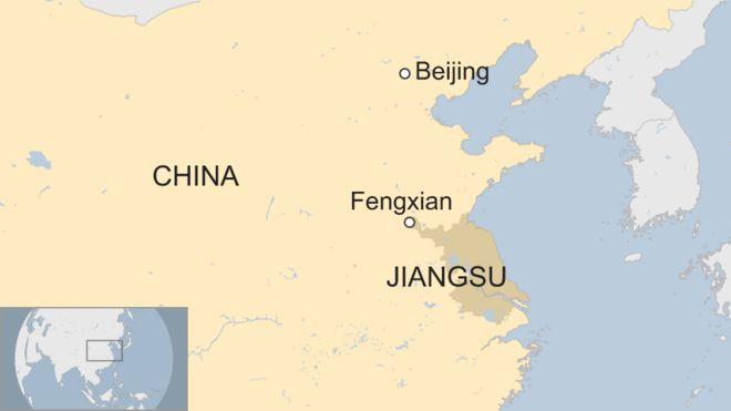 China Nursery Blast: Seven dead, 59 Injured in Jiangsu
