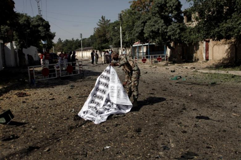 4 Police Officers among 11 Killed in Suicide Bombing in Pakistan's Quetta