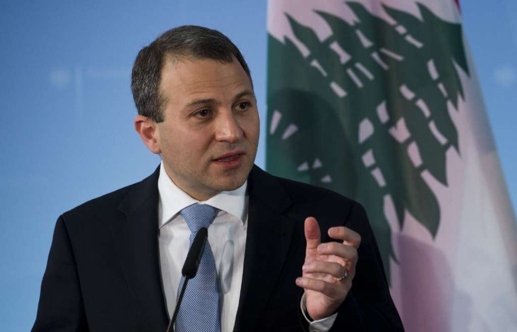 Bassil: Our Alliance with Future Movement Will Be Translated in Elections
