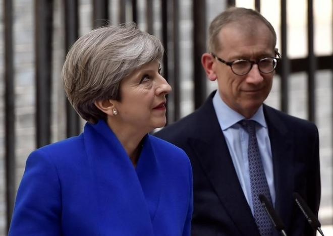 May Scrambles to Form New Govt. after Elections Defeat