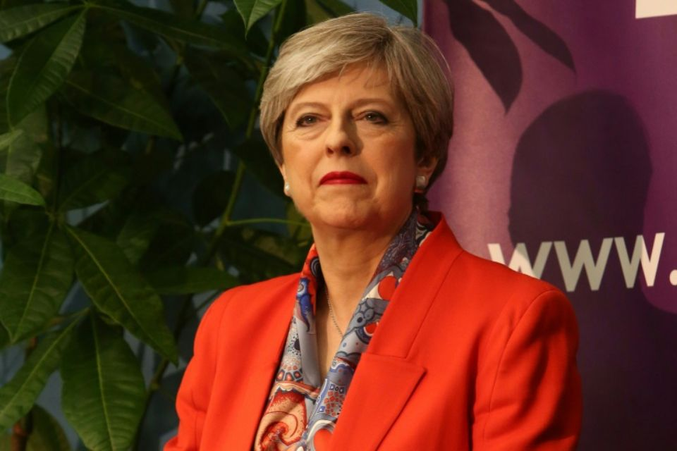After Election Flop, May Vows to Form New Government