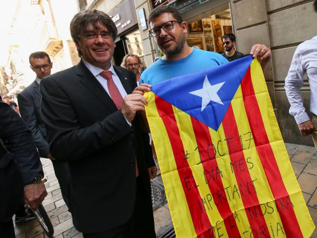 Catalonia Announces Independence Referendum for October 1