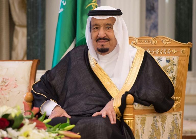 Saudi King Salman, Russian President Discuss Counter-Terrorism in Phone Call