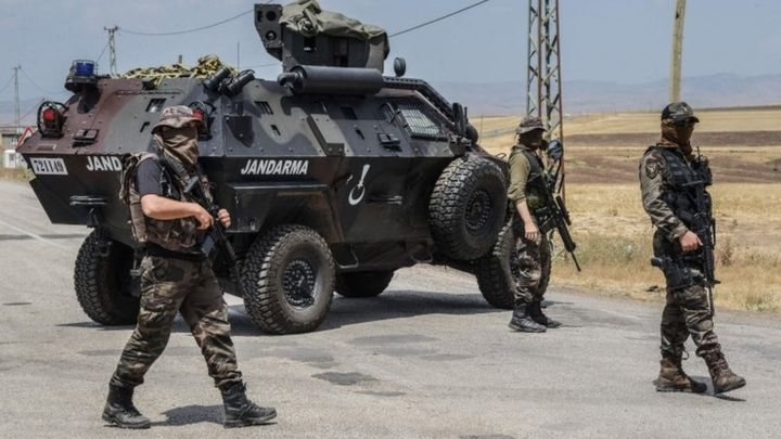 Security Forces Kill 8 PKK Militants in Eastern Turkey