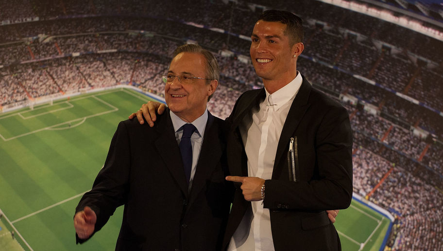 Real Madrid's Mixed Messages Put the Ball back in Cristiano Ronaldo's Court