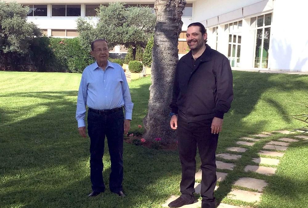 Aoun-Hariri Meeting Raises Lebanon's Optimism in Approving New Electoral Law