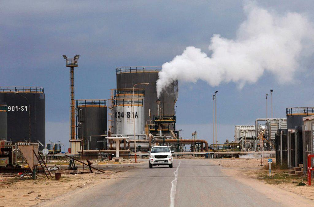 Libya's Oil Production Approaches One Million bpd