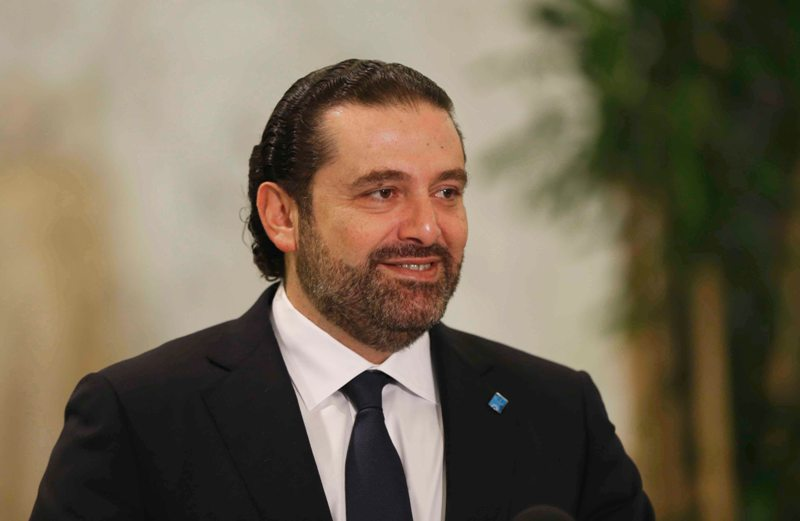 Hariri Tells Lebanese Detainee in Iran his Case is Followed up Diplomatically