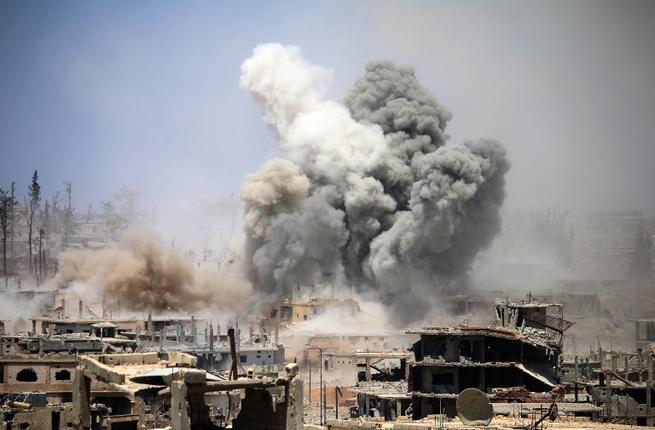 Daraa Threatened with the 'Aleppo Scenario'