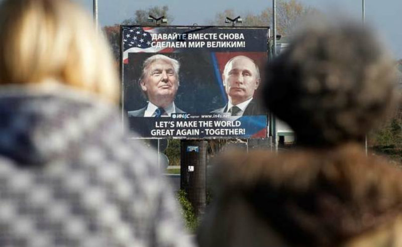 Russia Denies Hacking of US Voting Software Supplier