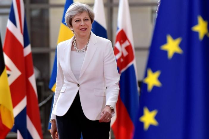 UK Plan on European Citizens Received Coldly