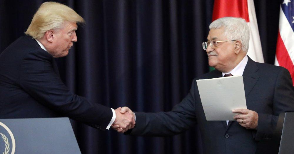 Palestinian Presidency Accuses Israel of Sabotaging Peace Efforts