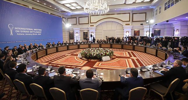 Russia, Kazakhstan Stress Need to Continue Geneva, Astana Paths