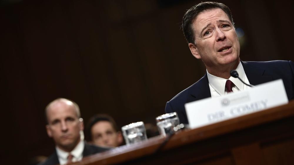 Testimony of Ex-FBI Director Leaves Door Open to Speculation