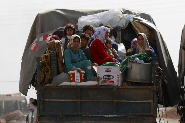 Report Warns Against Sectarian Conflict in Syria in Wake of Displacement