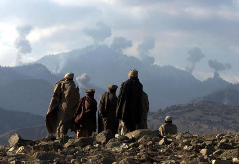 ISIS Claims It Has Captured Afghanistan's Tora Bora Caves