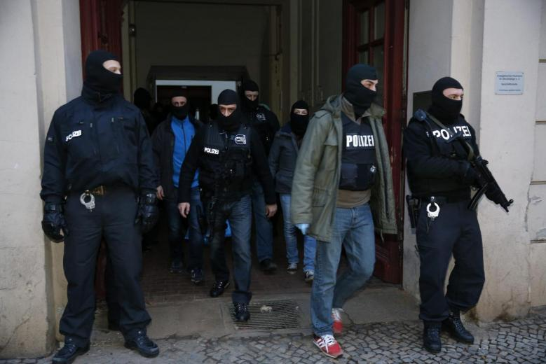 German Police Prepare for Protests at G20 Summit
