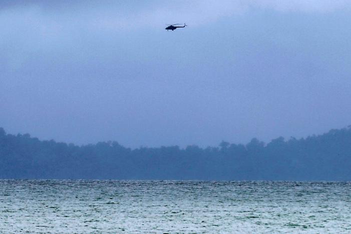 Death Toll Rises As Myanmar Ships Scour Site of Plane Crash