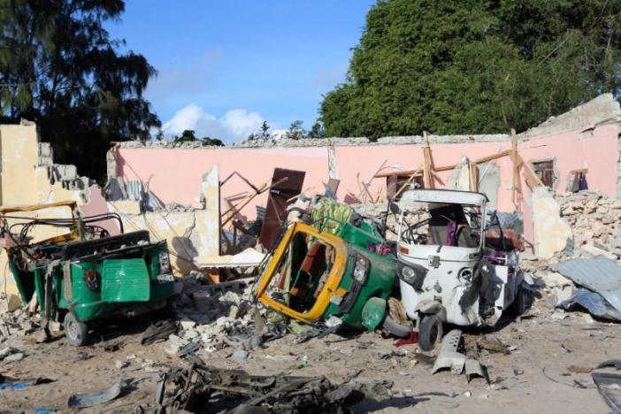 At Least 19 Killed in Shabaab Assault in Mogadishu