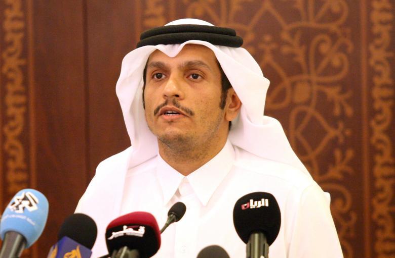 Qatari FM: We're Willing to Talk to Resolve Crisis
