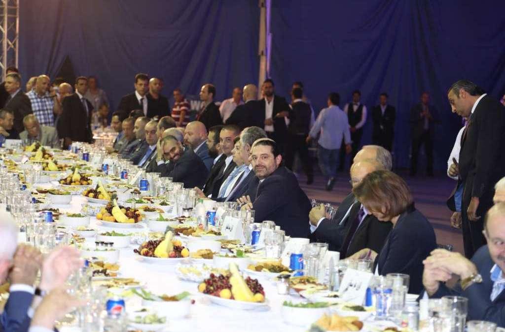 Hariri Rejects 'Hezbollah' Involvement in Syrian War