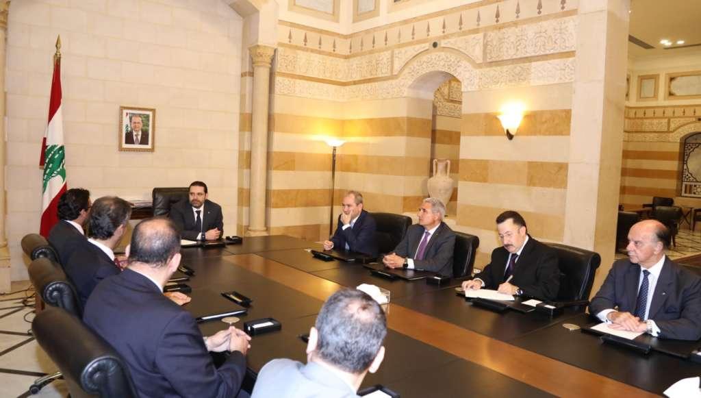 Hariri: Economy, Electricity Are Government's Priorities