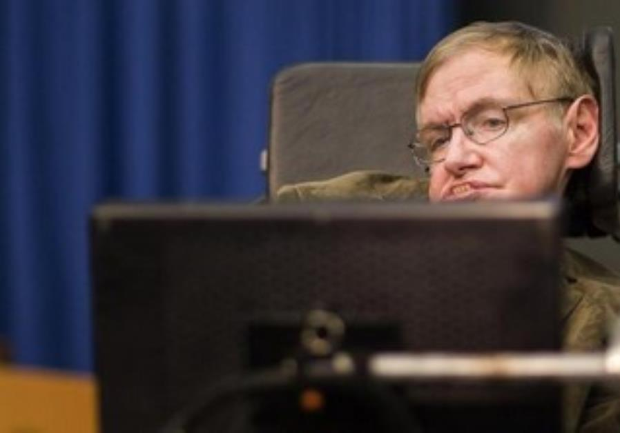 Stephen Hawking Calls on Humans to Leave Earth
