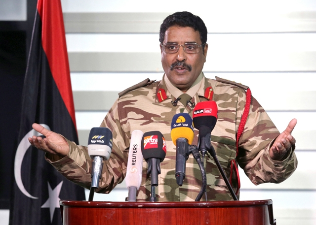 Libya Army Spokesman Says Qatar Involved in Number of Assassinations