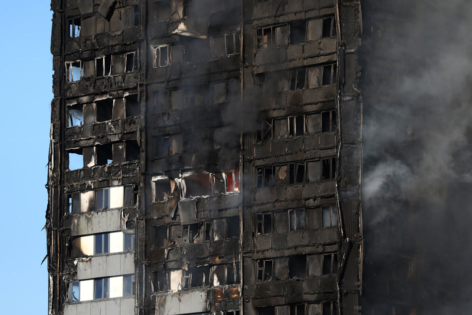 Death Toll in London Tower Block Fire Rises as PM Orders Public Inquiry