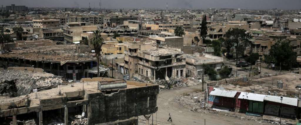 ISIS Preparing for Final Showdown in West Mosul