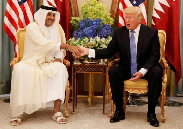 On Washington Investigating Qatar