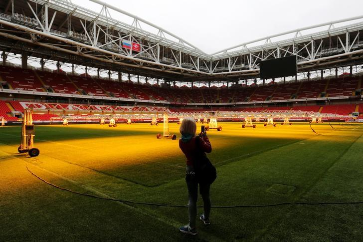 Moscow Foils Terrorist Plot Targeting 'Confederations Cup'
