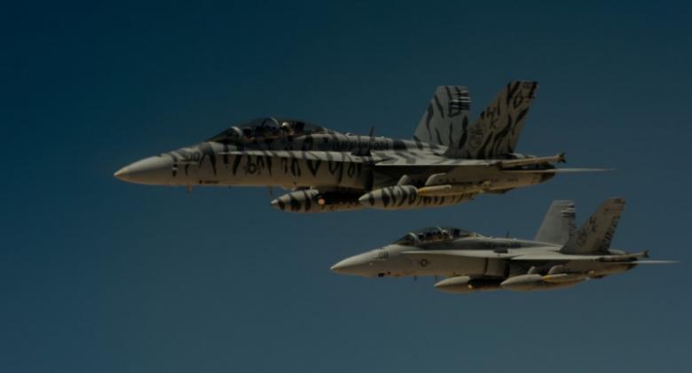 US Downs Syria Regime Jet that Targeted Kurds