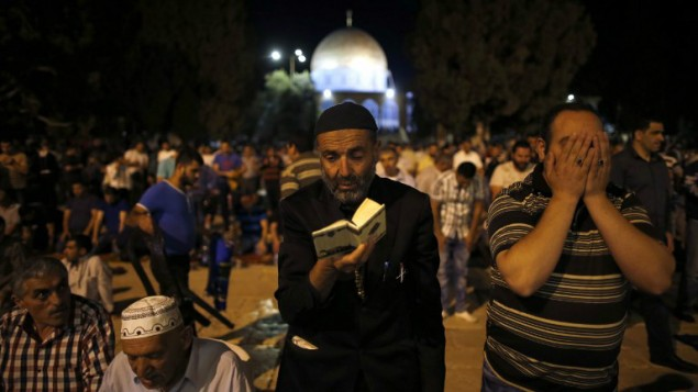 OIC Chief Warns Israeli Authorities on Transgressions against Al Aqsa Mosque