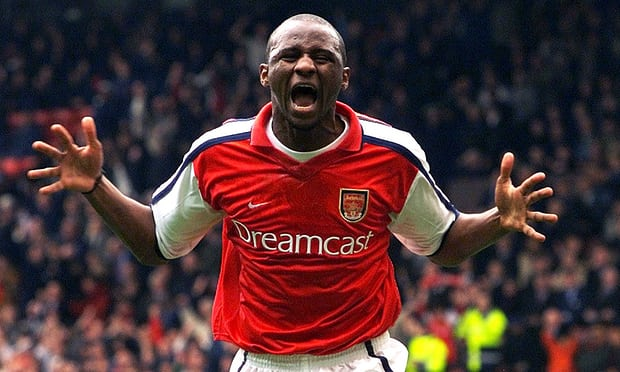 Premier League at 25: The Best Signing – Patrick Vieira to Arsenal