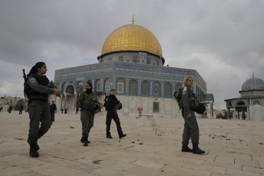 Ministers Push Bill that could Stop Jerusalem Withdrawal