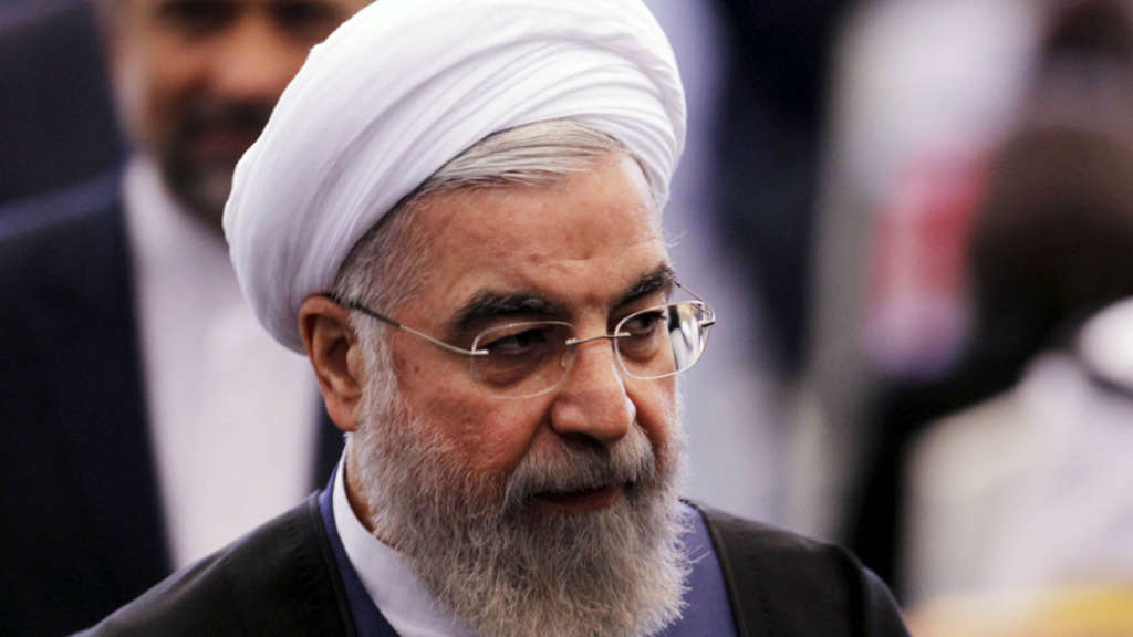 Rouhani Calls for Activating Foreign Policy to Face USA
