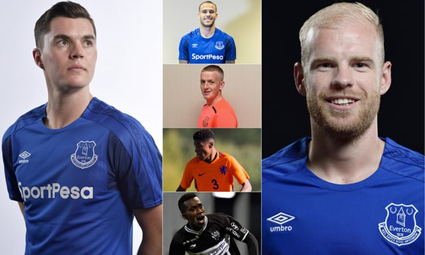 Everton Hoping Early Deals Can Help Them Bridge Gap to the Top Four
