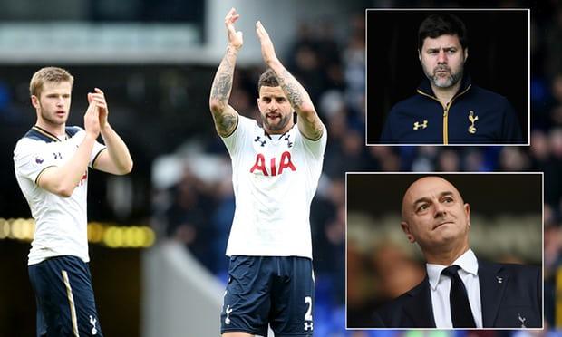 Daniel Levy's Iron Fist Controls Tottenham's Transfer Balancing ct