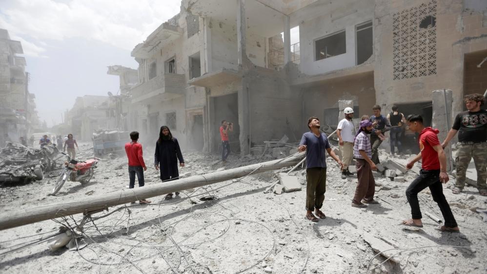 Fighting Renewed between Nusra Front, Ahrar al-Sham in Idlib Countryside