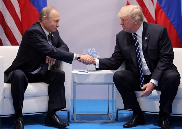 Putin Orders 755 US Diplomats to Leave