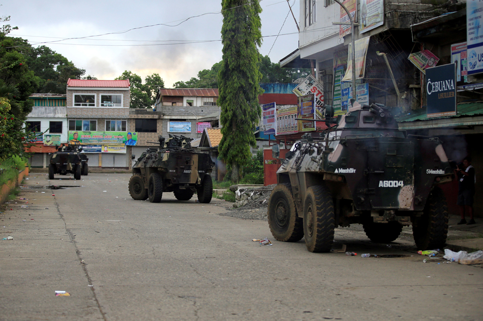400,000 Displaced due to Clashes with Extremists in Philippines' Marawi