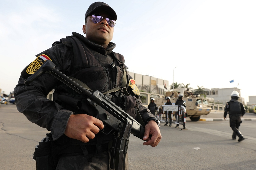 Eight Hasm Movement Extremists Killed in Egyptian Police Shootout
