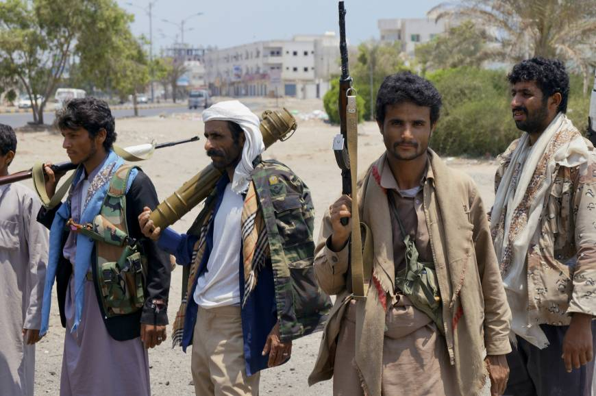Analysts: Qatar Backed Yemen's Houthis with Iranian Coordination to Target Saudi Arabia