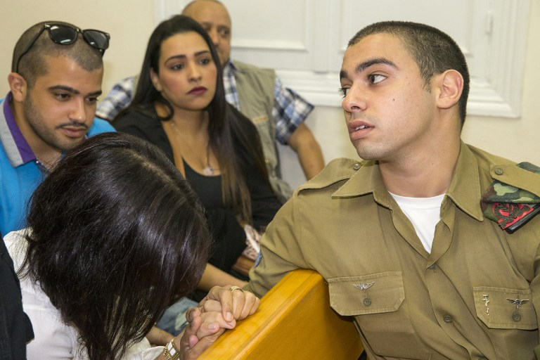 Israeli Court Rejects Appeal of Soldier Convicted of Manslaughter