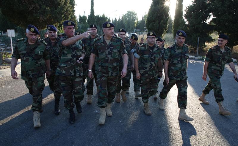 General Joseph Aoun … Lebanon's Army Commander with Many Duties