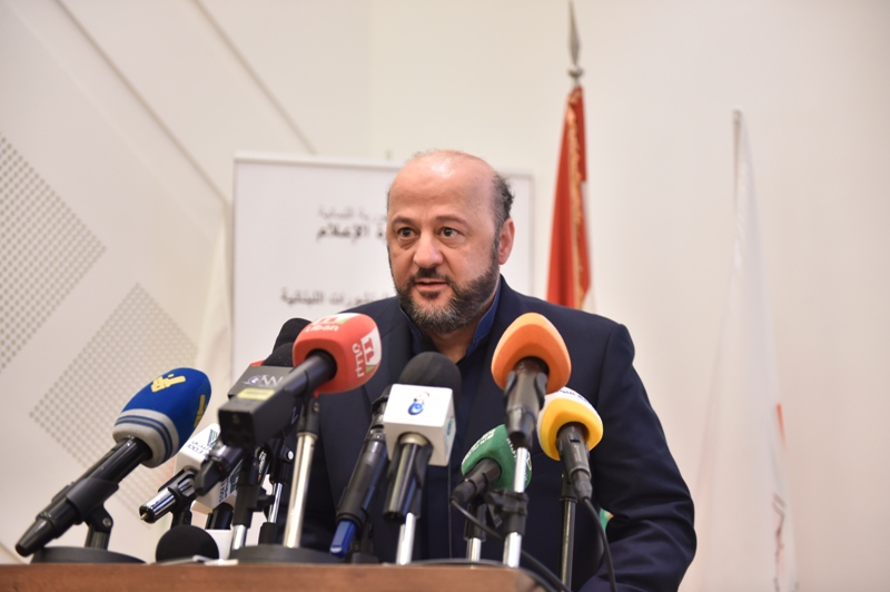 Riachi: Lebanon Must Negotiate with UN over Return of Syrian Refugees to Homeland